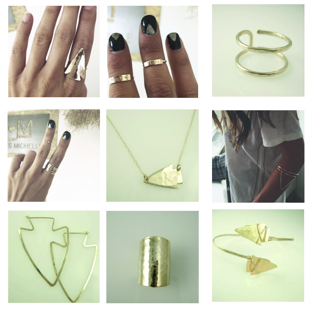 james michelle jewelry
