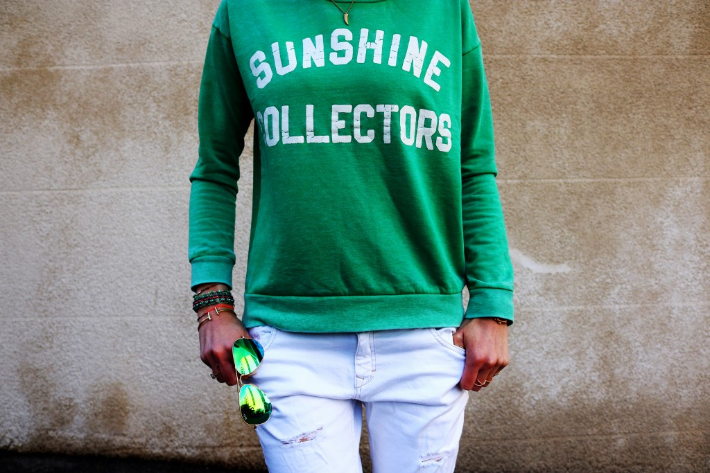 SUNSHINE COLLECTORS SWEATER MAISON SCOTCH