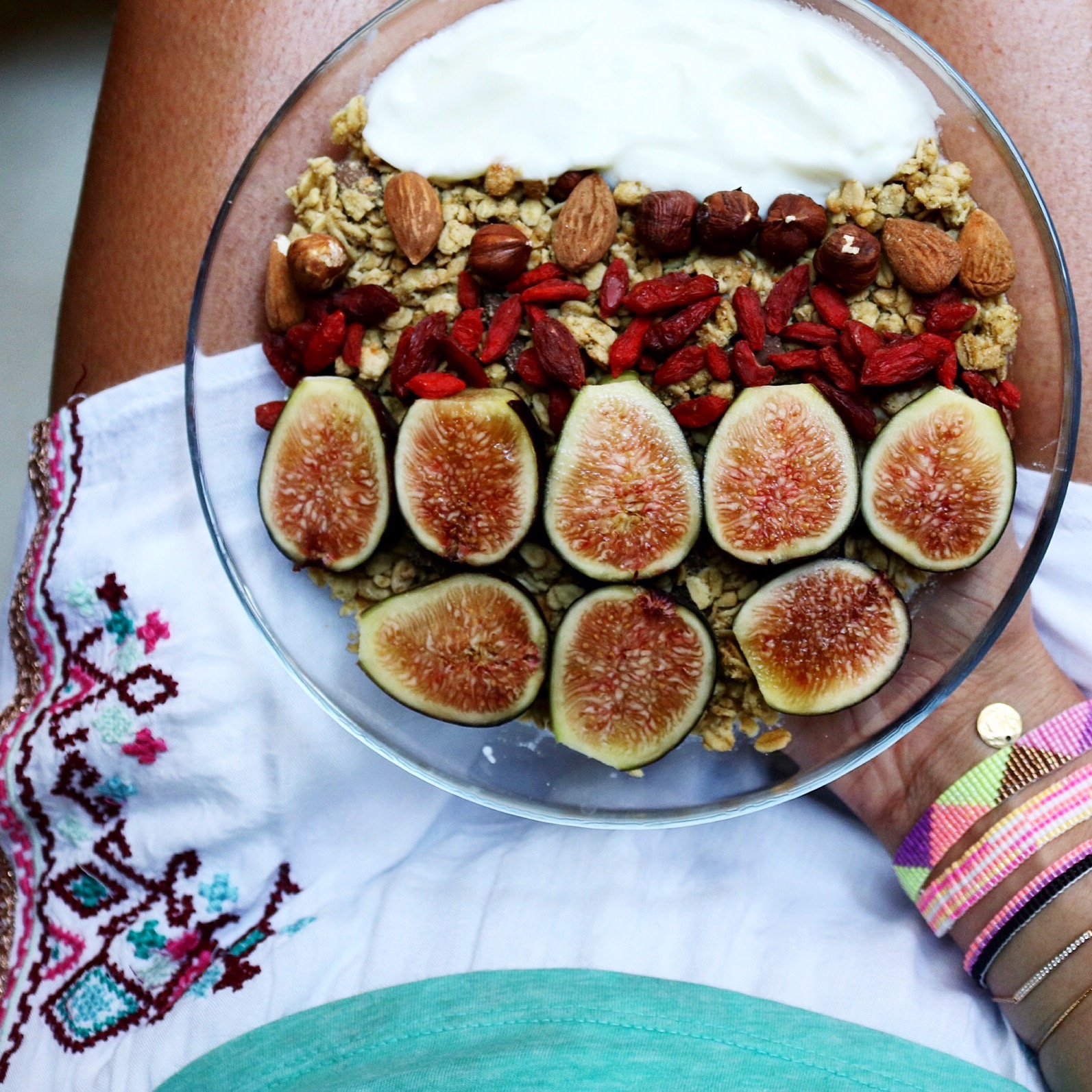 recette porridge healthy