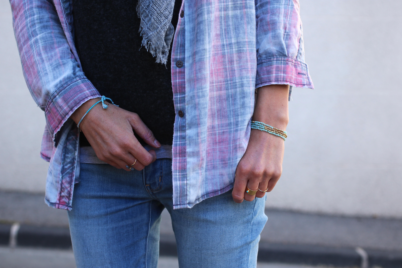 chemise à carreaux urban outfitters