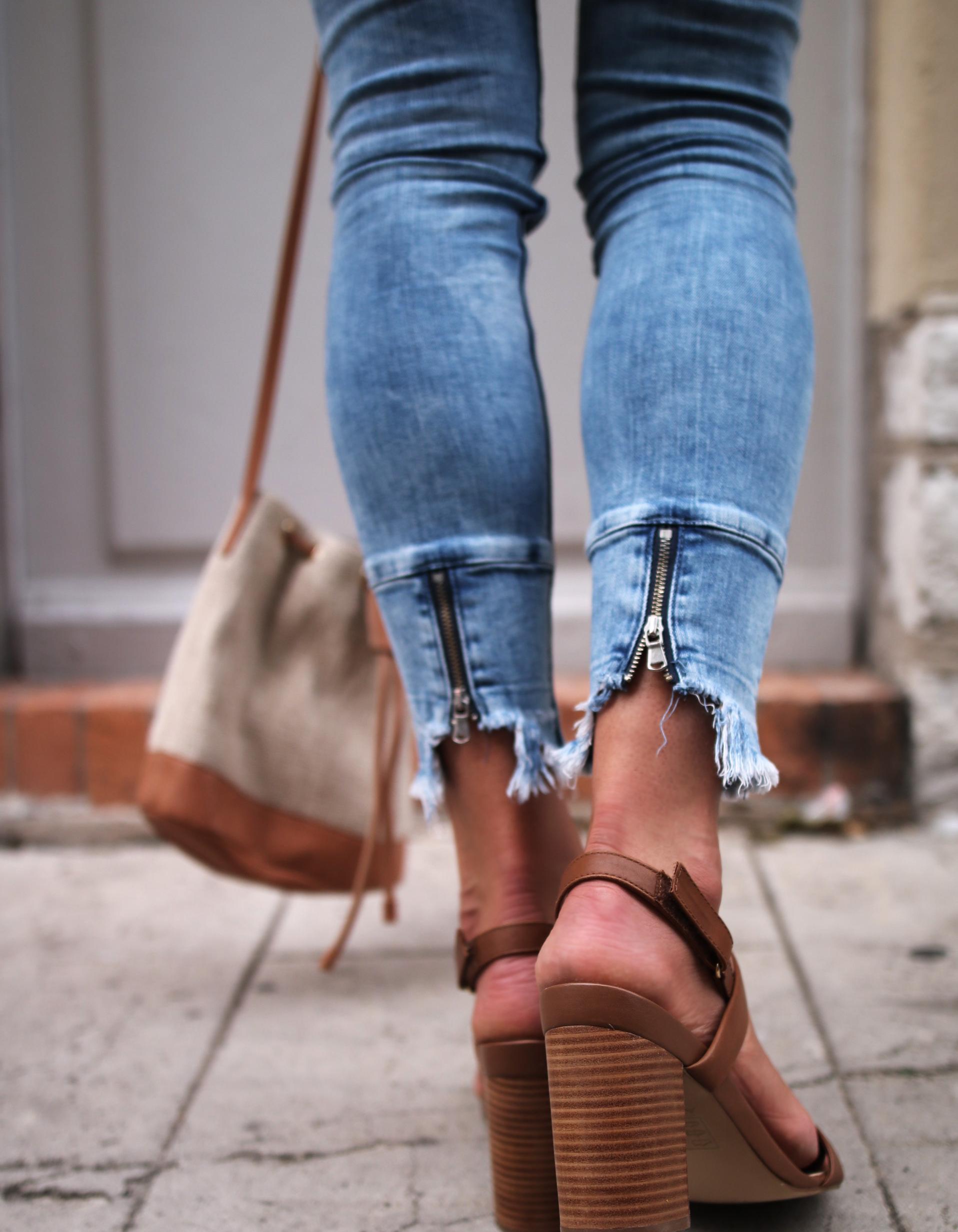 ALDO shoes cognac sandals