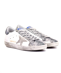 GOLDEN GOOSE DELUXE BRAND Exclusive to mytheresa.com – Superstar leather sneakers