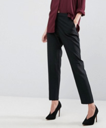 ASOS - Ultimate - Pantalon longueur cheville - Noir