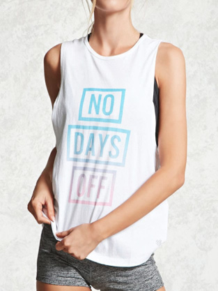 Active No Days Off Tank Top ASOS