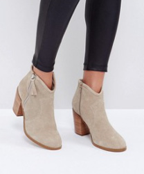 ASOS - EMMIE - Bottines en daim