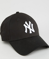 New Era - 9Forty - Casquette NY - Noir