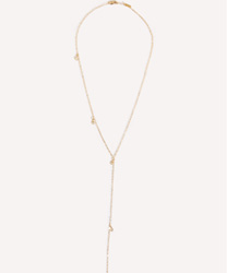 ceres lariat necklace