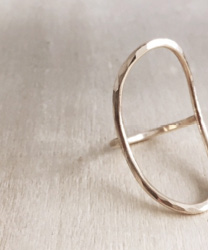 oval ring james michelle jewelry