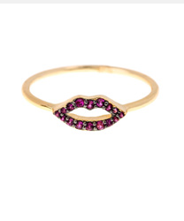 pave lips ring shashi