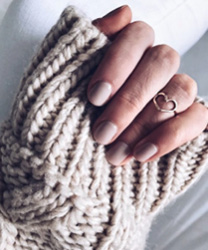 midi heart ring