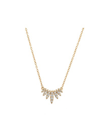 wing necklace shashi