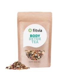 BODY DETOX TEA FITVIA
