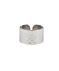 HAMMERED BAGUE MYA BAY