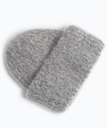 bonnet gris american vintage