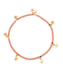 lilu star bracelet pink shashi