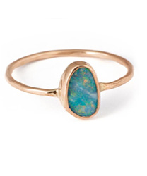 meridien opal ring kate davis jewelry