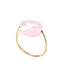 BAGUE ROSE MORAGNNE BELLO