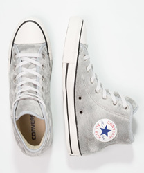CHUCK TAYLOR ALL STAR HI FAUX FUR - Baskets
