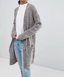 French Connection - Cardigan oversize en grosse maille