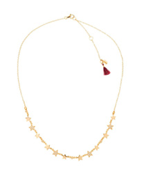 Shooting star necklace shashi