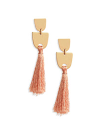 tassel earrings madewell nordstrom