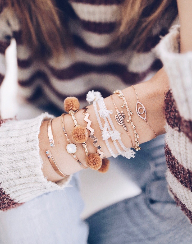 bracelets of the day