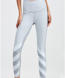 REVERSIBLE HIGH WAIST LEGGING bandier