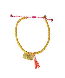 karma bracelet sara lashay jaune