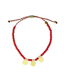 karma bracelet sara lashay rouge medailles