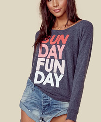 Chaser Sunday Funday PulloveRChaser Sunday Funday PulloveR