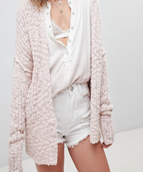 Free People - Cardigan oversize