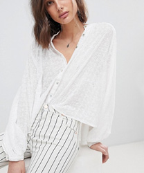 Free People - Down From The Clouds - Top