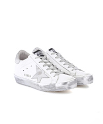 GOLDEN GOOSE DELUXE BRAND Superstar leather sneakers