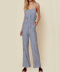 Lost In Lunar Parisian Pantsuit
