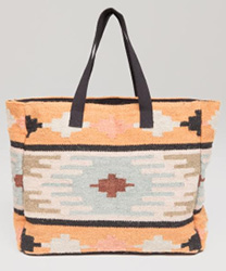 PERMANENT VACATION TOTE AMUSE SOCIETY