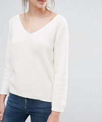 Selected - Pull en maille asos