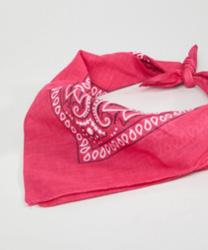 ASOS DESIGN - Foulard bandeau motif cachemire à imprimé bandana