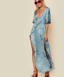 Blue Life Adriana Peekaboo Dress