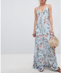 Flynn Skye - Robe longue à fleurs