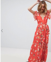 Free People - Gorgeous Jess - Robe cache-cœur