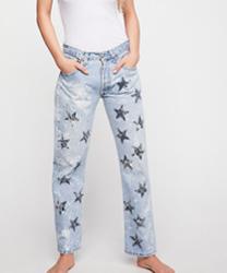 Specialty Star Boyfriend Jeans