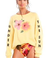 WILDFOX Under the Sun Sommers Sweater