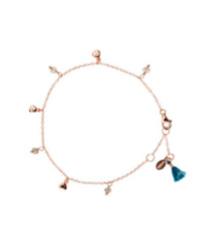 shashi disc charm bracelet