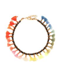 shashi ombre tassel bracelet