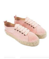 sneakers - hamptons - pastel rose d