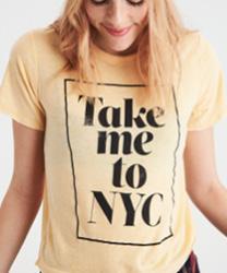 AE NYC GRAPHIC TEE