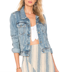 BLOUSON RUMORS FREE PEOPLE Free People