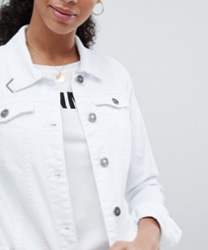 Noisy May - Veste en jean asos