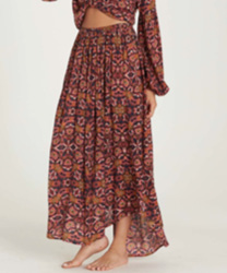 SUN SAFARI SKIRT