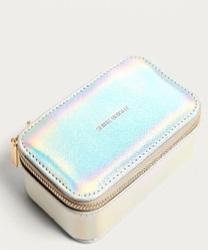 boite bijoux argent irisé